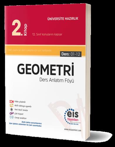YKS DAF Geometri 2.Kitap Eis Yayınları