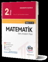 YKS DAF Matematik 2.Kitap Eis Yayınları