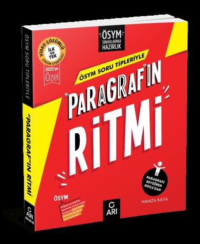 2022 Paragrafın Ritmi TYT-AYT (Üniversite Sınavlarına Hazırlık) Arı Yayıncılık