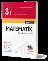 YKS DAF Matematik 3.Kitap Eis Yayınları