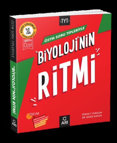 """""""Biyoloji""""Nin Ritmi (TYT Hazırlık) Arı Yayıncılık 2022"""