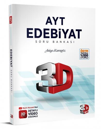 3D AYT Edebiyat Soru Bankası