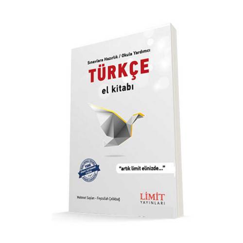 TYT Türkçe El Kitabı Limit Yayınları