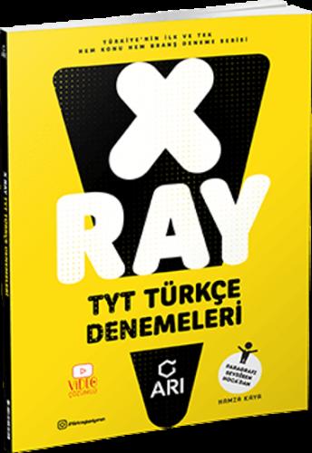 X-Ray TYT Türkçe Denemeleri 2022 Arı Yayıncılık